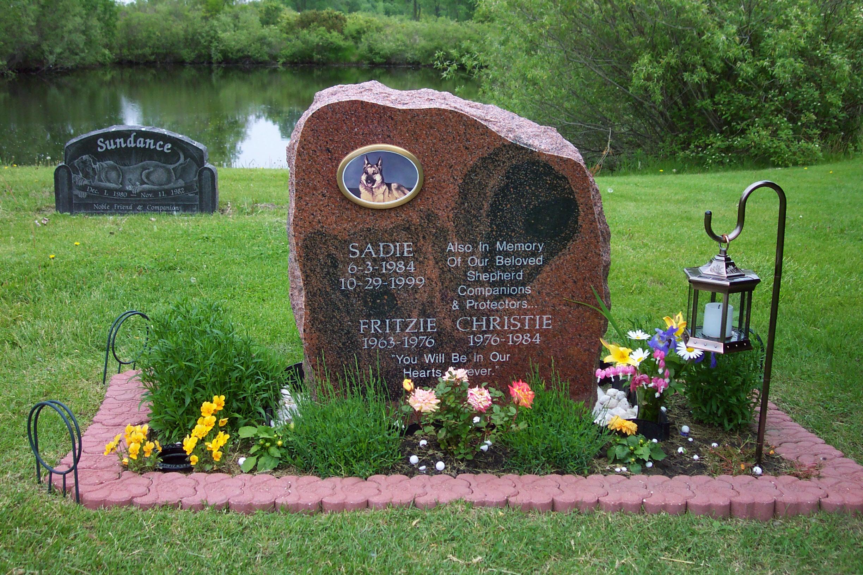 Pet Memorials Pechmann Memorials Inc
