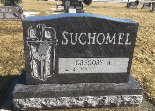 Suchomel, Gregory A.