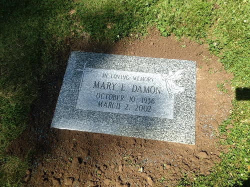 Damon, Mary E.