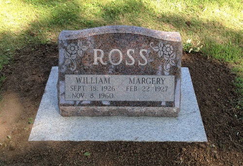 Ross, William & Margery - 1